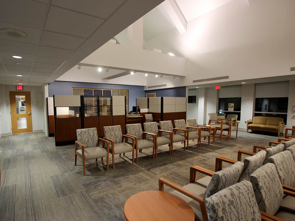 Geisinger Medical Center Knapper Clinic Sordoni Construction